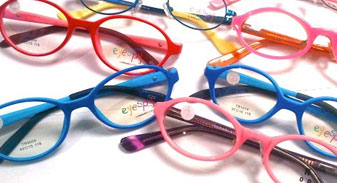 Kids glasses at Infocus opticians