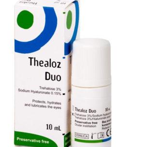 Thealoze Dou available at Infocus Opticians Naas