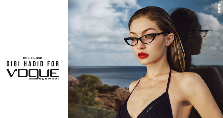 Vogue spectacle frames